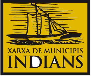 Imagotip Xarxa Municipis Indians