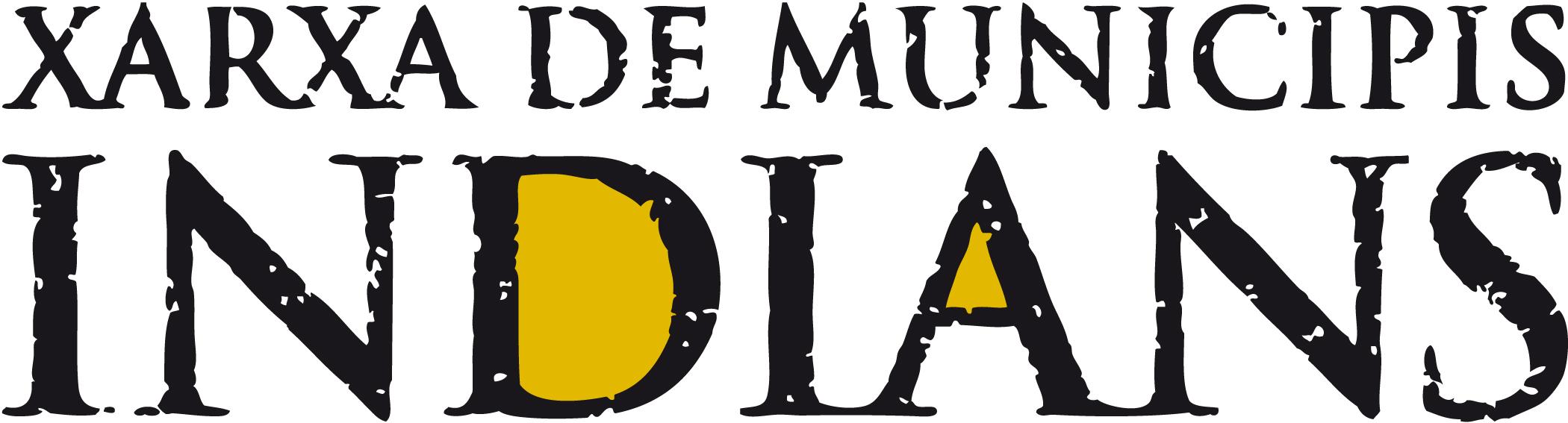 Logotip Xarxa Municipis Indians