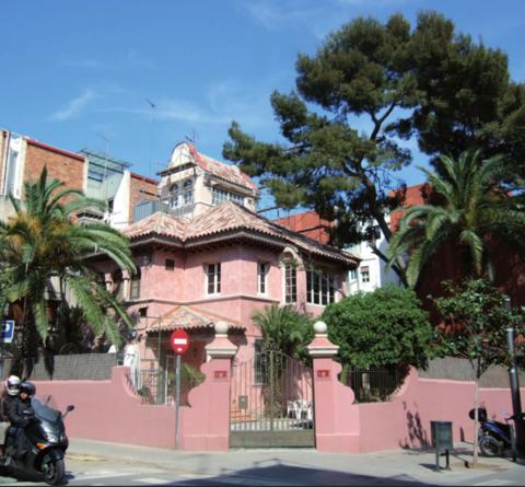 Ruta de los indianos en Sant Andreu - Barcelona