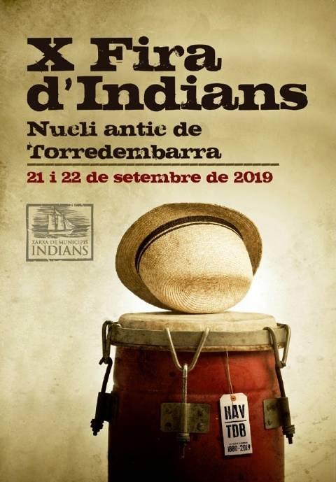 X Feria de indianos de Torredembarra