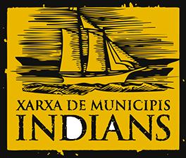 Xarxa de municipis indians - logo