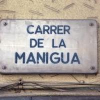 El carrer Manigua