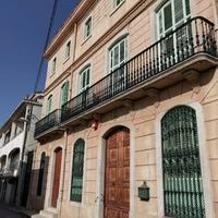 Les cases del carrer Abat Deàs