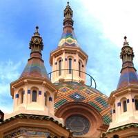 Casa Parroquial i Església de Sant Romà